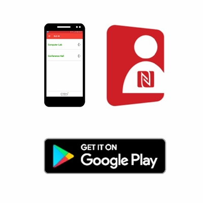 NFC-ID APP (Android Only)